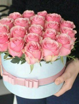 Balde de Rosas de Exportación para Mamá